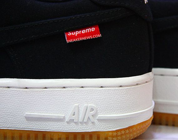 Supreme x Nike Air Force 1 Teaser | Nike