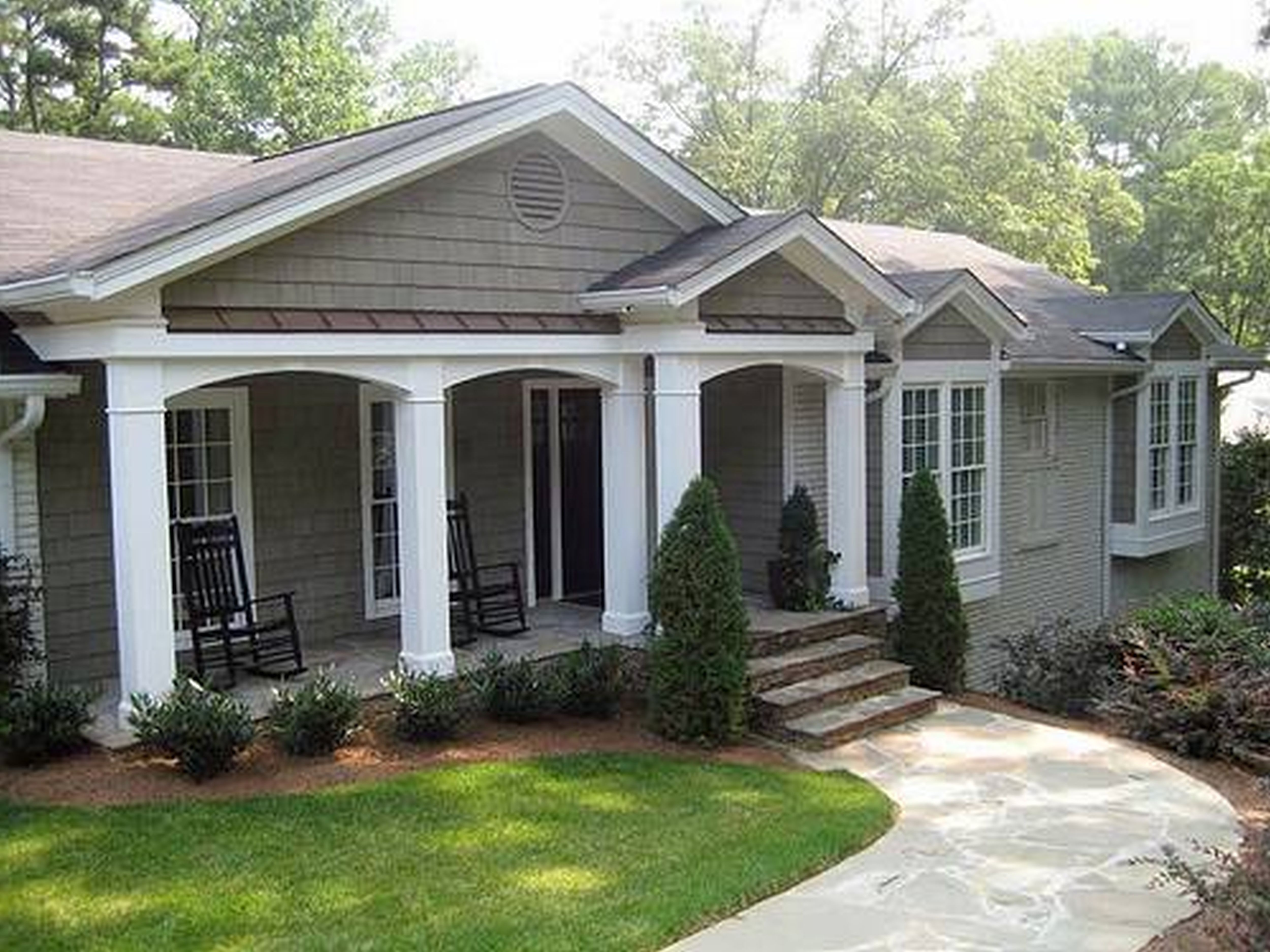 Plans For Condo Style Home Google Search Ranch Style Homes Porch Design Porch Ideas For Ranch Style Homes