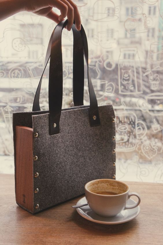 Handmade Leather Tote Purse Handbag Shoulder Bag Large for Women Source by pflumche bags
