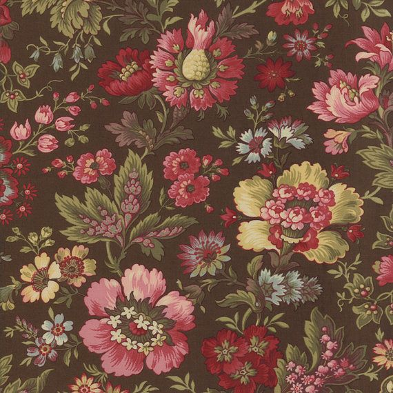 The 25 Best Vintage Floral Patterns Ideas On Pinterest