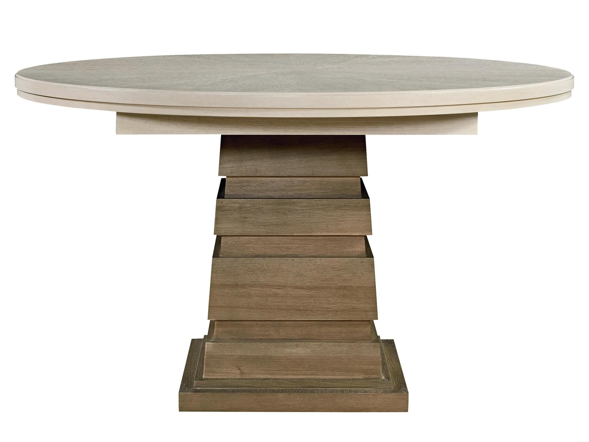 Universal Furniture Synchronicity Round Dining Table Dining