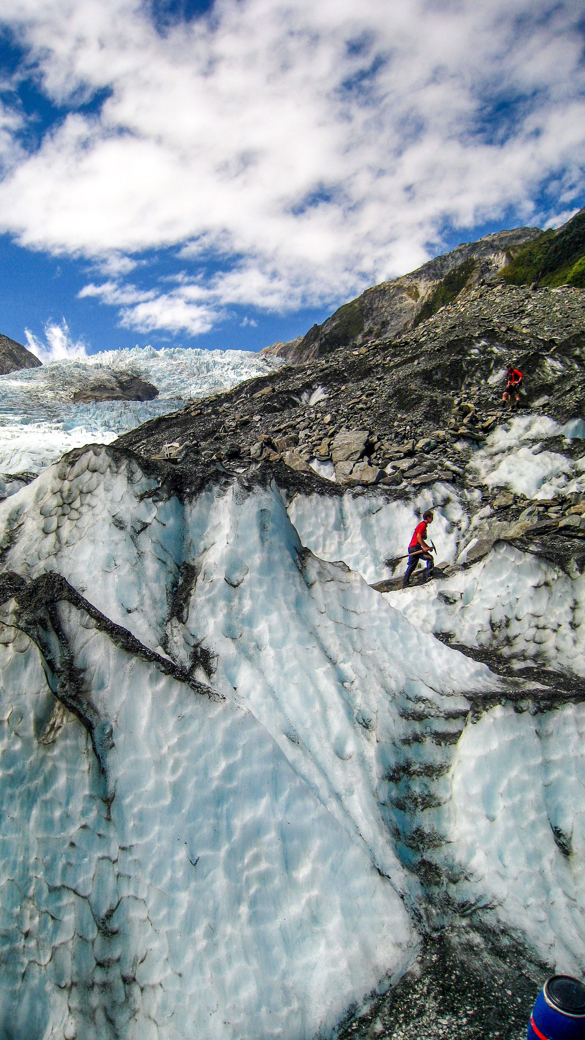 Amid High-Tech Alternatives, a Reckoning for Iceland's Glacier Keepers