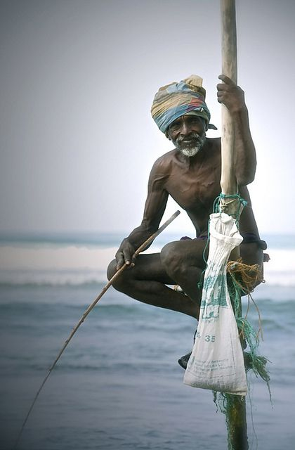 Srilankan Fisherman Sri Lanka Photography Sri Lankan Sri Lanka