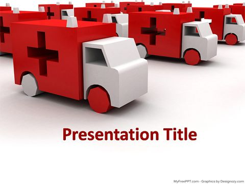 Medical Powerpoint Template  Medical Template