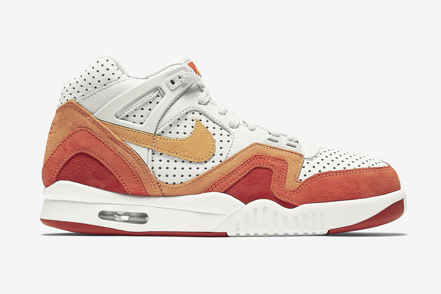 The Nike Air Tech Challenge II Gets Two Quickstrike