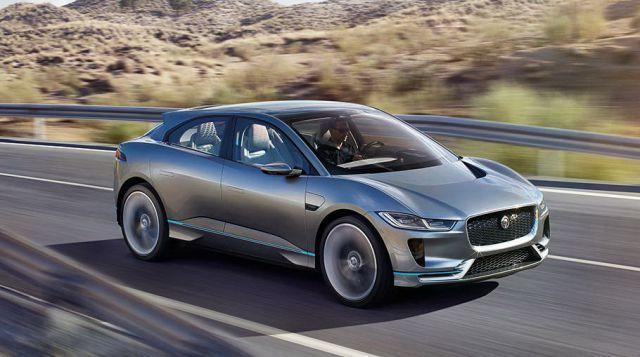 2018 Jaguar I Pace Electric Suv Concept 2018jaguaripace 2018jaguaripaceconcept 2018jaguaripaceelectric Jaguaripacec Best Electric Car Jaguar Pace Jaguar