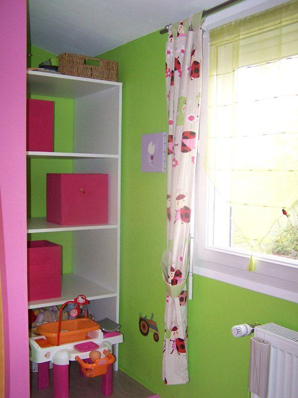 décoration chambre fille 5 ans - Recherche Google | mobilier ...