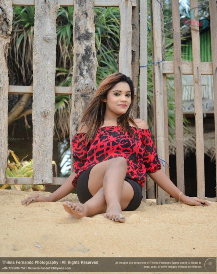 Irangi Ishi Perera - Sri Lankan Actress And Models