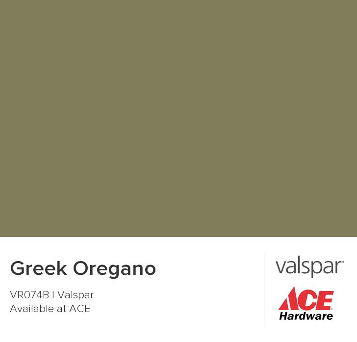 Greek Oregano From Valspar Valspar Paint Colors Valspar Perfect Paint Color