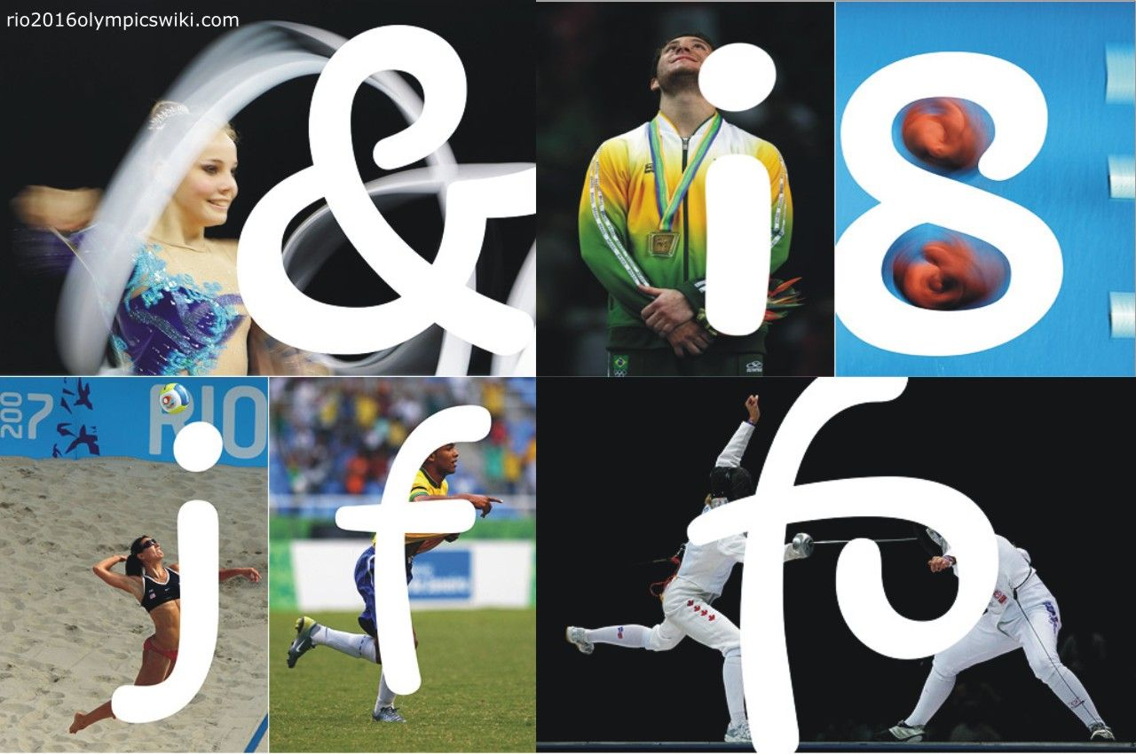 How the 2016 olympic logo and font were created – avantedge marketing.