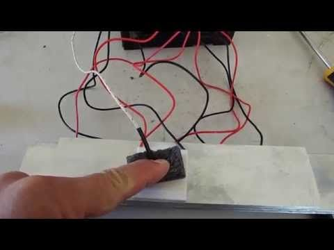 How Cold Can a Thermo Electric Cooler (TEC) get to? DIY 2 stage TEC ...