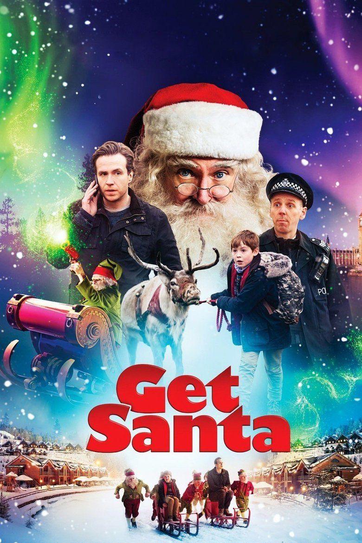 """Get Santa"" (2014) Full movies, Netflix christmas movies"