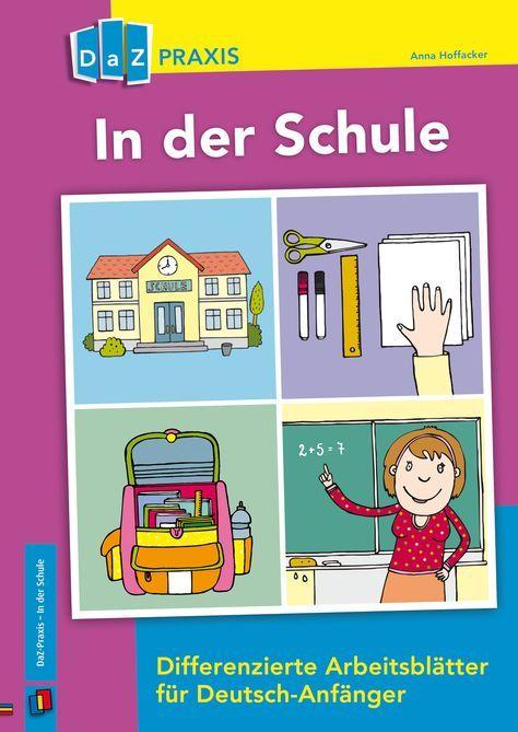 in der schule differenzierte arbeitsbl tter f r deutsch anf nger bestellliste deutsch als. Black Bedroom Furniture Sets. Home Design Ideas