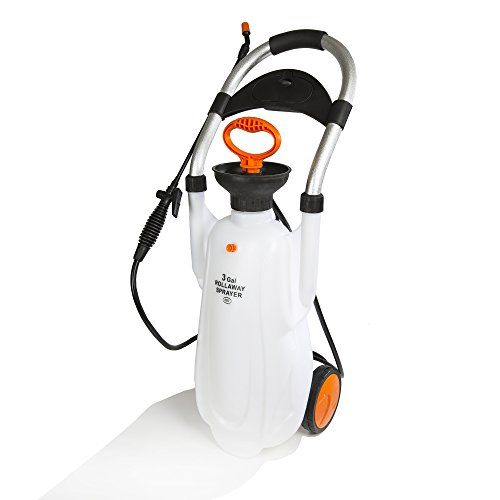 H B Smith Tools Rollaway Sprayer For Gardening 3 Gallon Smith Tools Will Smith Grow Lights For Plants