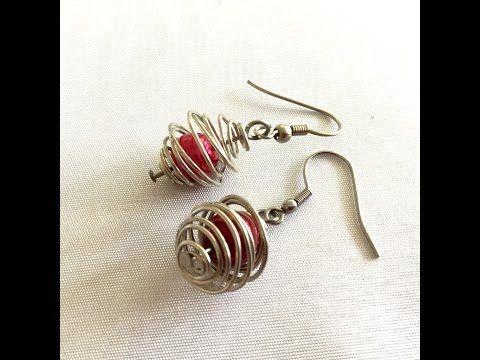 Beginner DIY Jewelry: Making Earrings