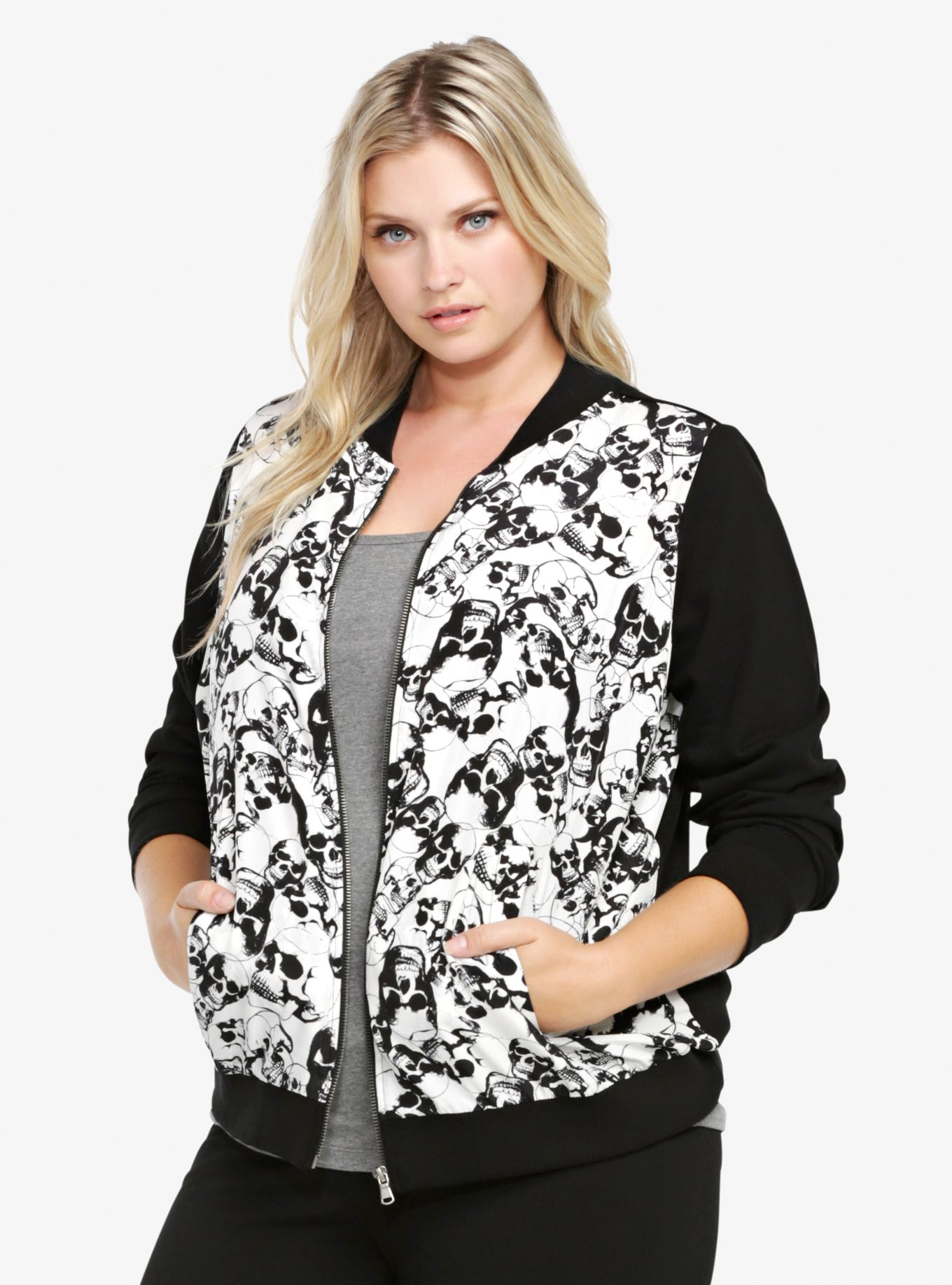 dddae3747c6 ... plus size clothing   lingerie at Torrid. Now that s a Bomber Jacket!