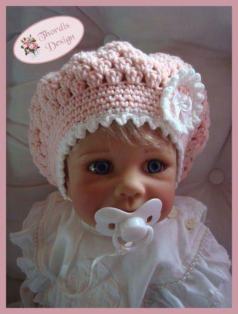 Ballon-Mütze // Kinder-Mütze // Baby-Mütze selber häkeln: Häkle ...