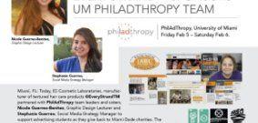 Every Strand ™ & PhilAdThropy at UM