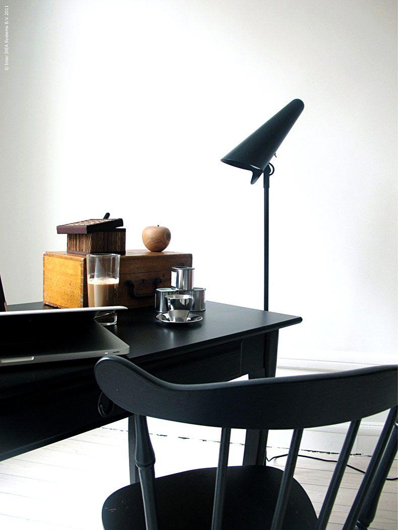 Arbetsrum | IKEA Livet Hemma – inspirerande inredning för