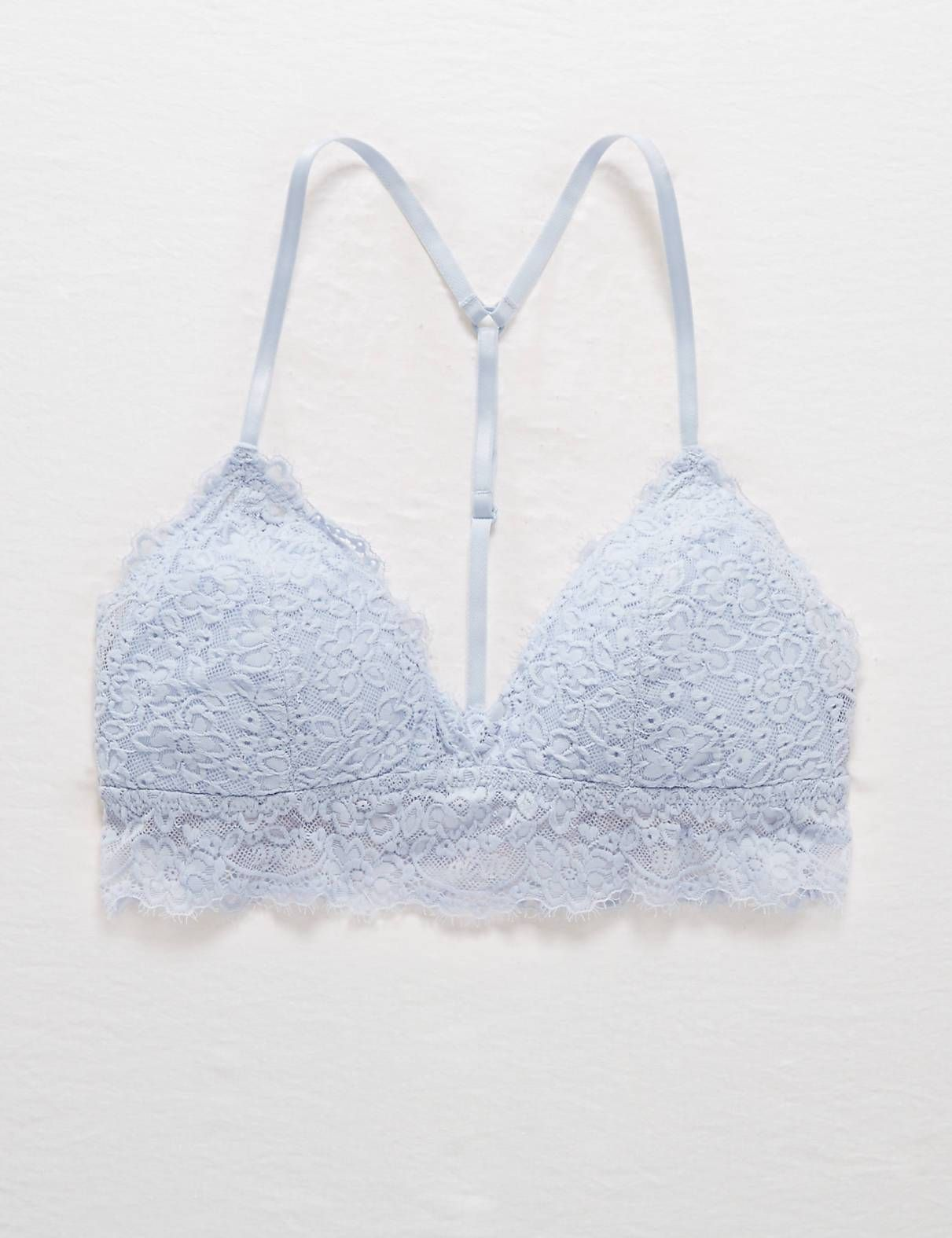 3706c19926493 Aerie Padded Romantic Lace Bralette