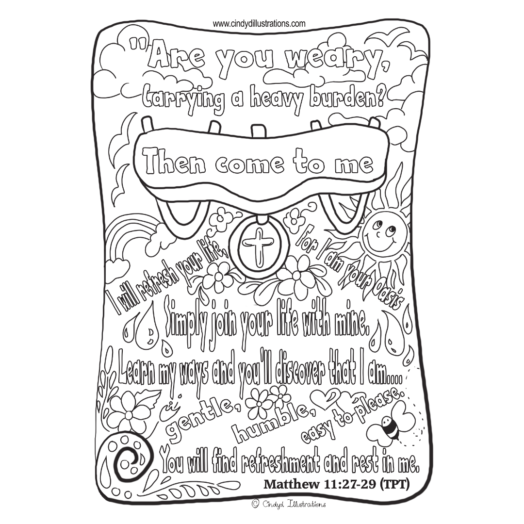 Woman of Worth Colouring in page - DOWNLOAD- Then Come to ...