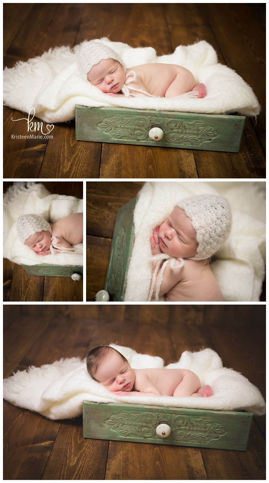 Did babies really used to sleep in drawers  Newborn Photography Ideas  Newborn Photography