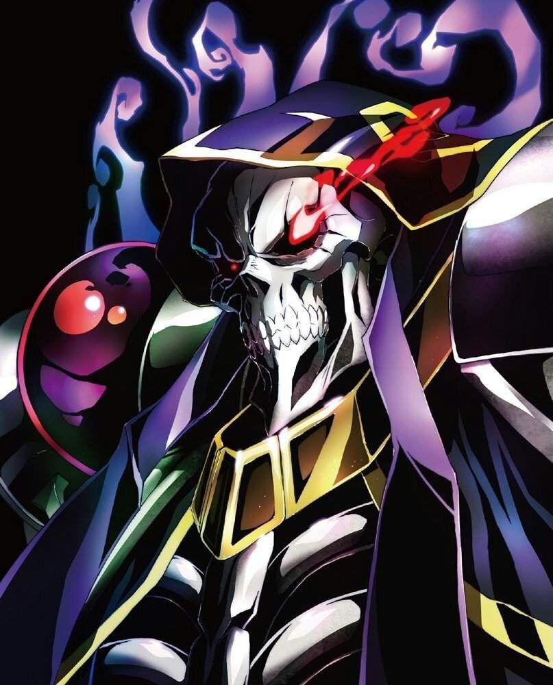 Overlord Anime Anime Anime Galaxy Manga Anime