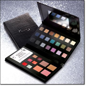 Better than the brochure pricing in store,this makeup palette comes with a guide for creating today's hottest looks! Available in store or online at http;//mking7641.avonrepresentative.com