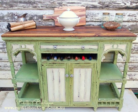 Rustic Country Farm House Side Board / by RusticBoutiqueDecor