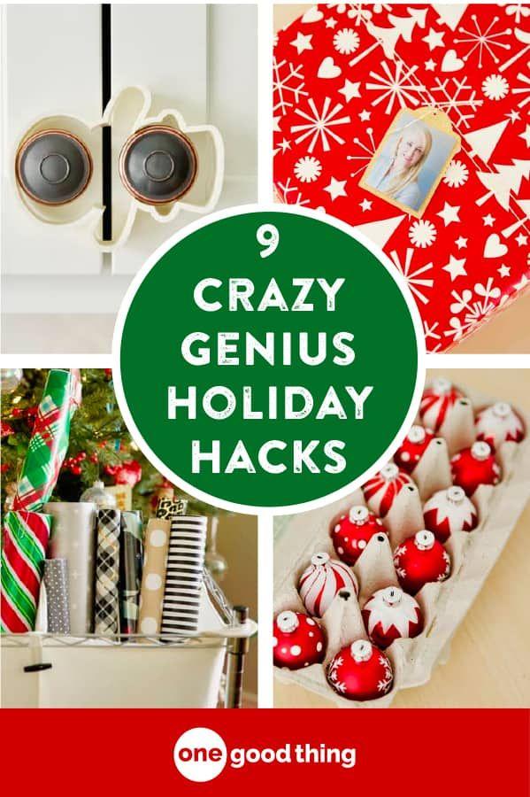 15 holiday Hacks good ideas