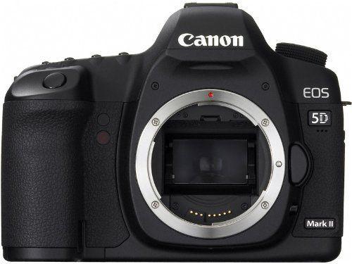 Eos 5d Mark Ii 21 1mp Full Frame Cmos Digital Slr Camera Canon Usa Body By Eos 1619 99 Canon Digital Slr Camera Digital Slr Camera Canon Digital Camera