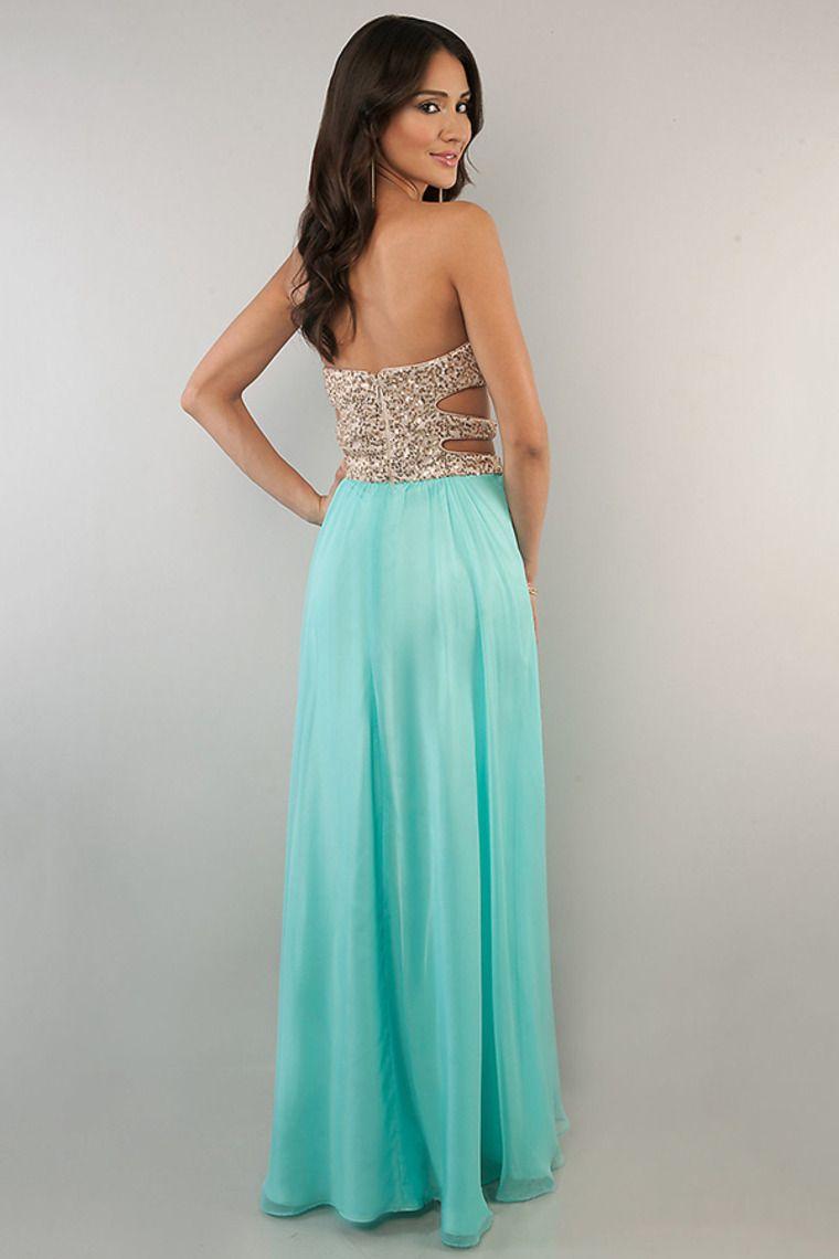 2014 New Arrival Prom Dresses Long A Line Sweetheart Floor Length ...
