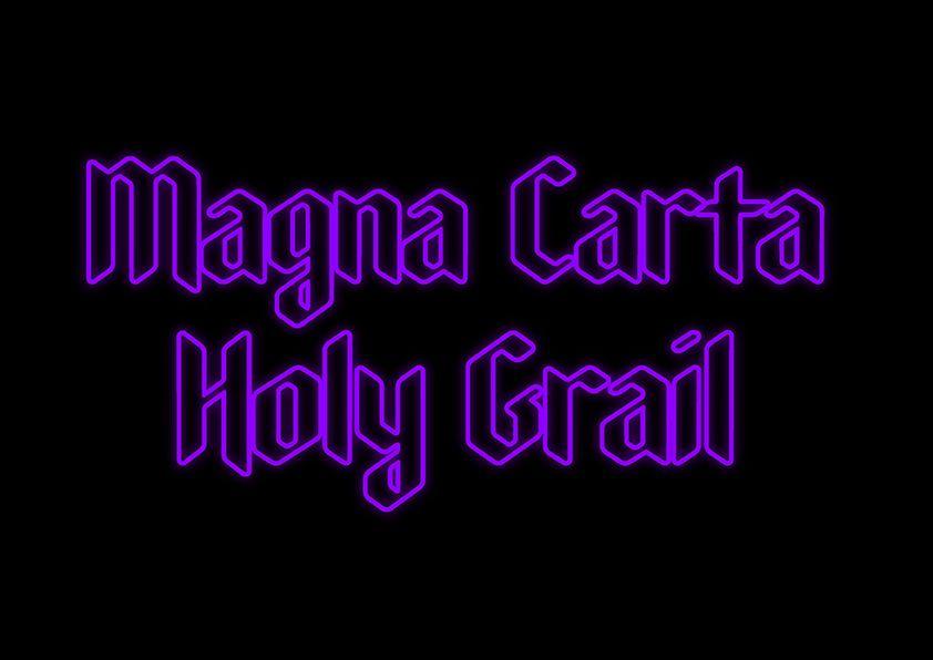 TEXTURA  MAGNA CARTA HOLY GRAIL - ACMÉ PARIS