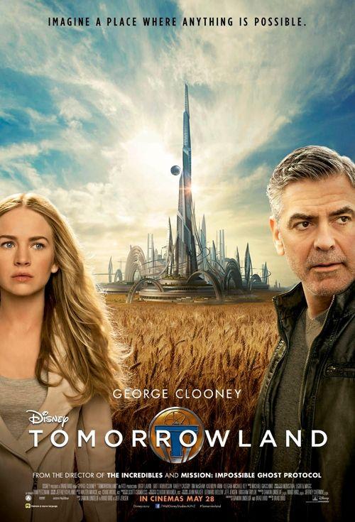 Yarının Dünyası izle | 720p Türkçe Dublaj Full HD | Tam film, Film, George  clooney