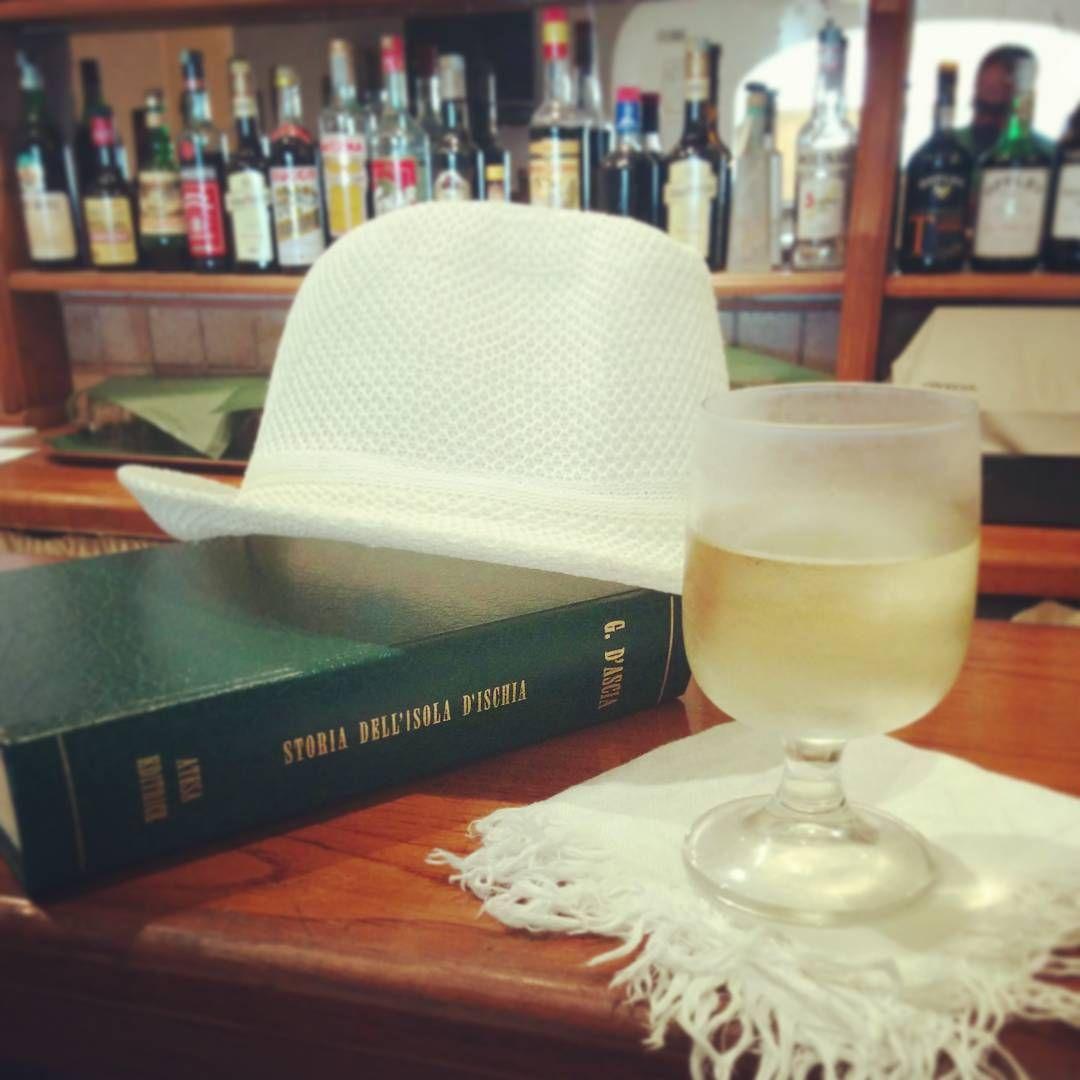 #Aperitivotime con #Biancolella DOC all'Hotel Ape Regina - Ischia