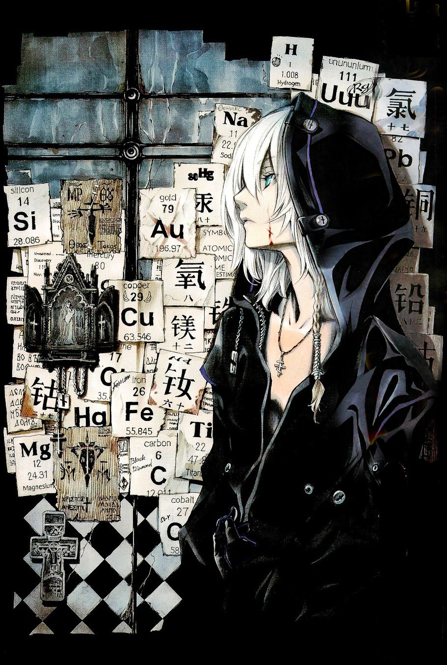 Pin by simca alfo on pins illust φ pinterest anime