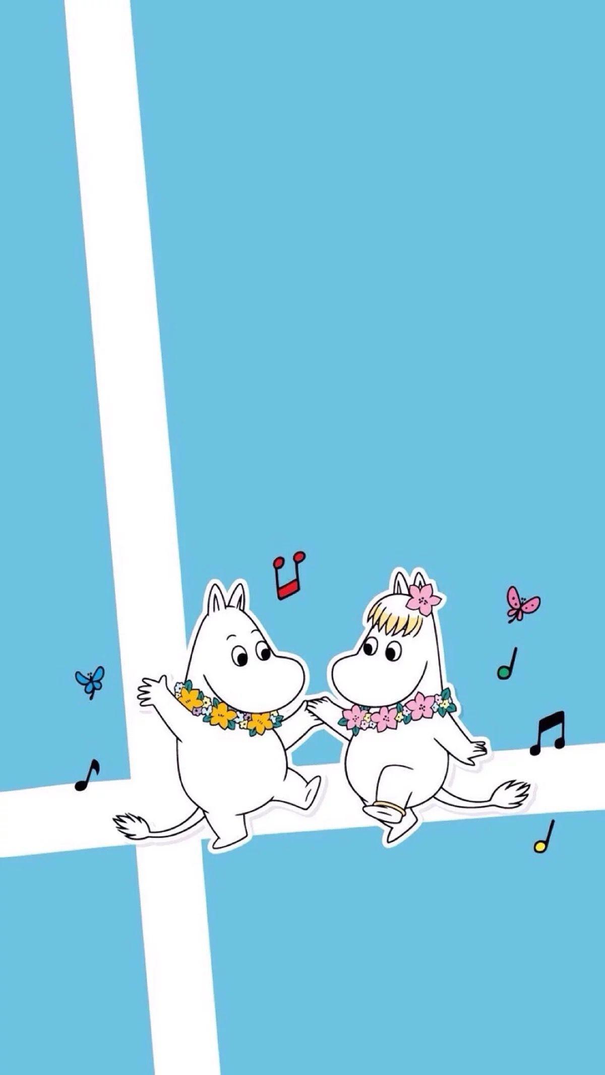 Moomin Wallpaper おしゃれまとめの人気アイデア Pinterest Peepipo Kiss ムーミン 壁紙 ムーミン イラスト トーベ ヤンソン
