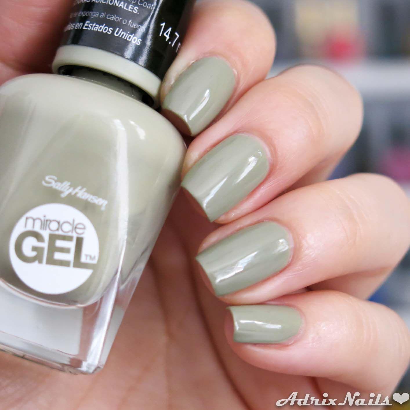 Sally Hansen - Camo Queen- #nails #nailart #nailpolish #SallyHansen ...