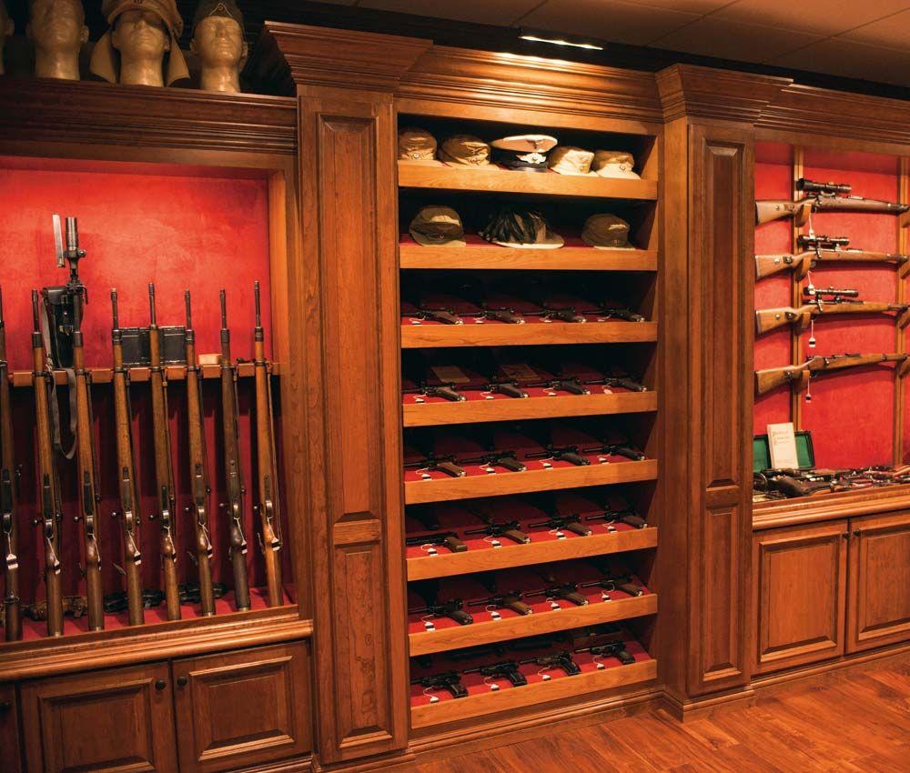 Gun room amp trophy room done hunting - Custom Gun Room Gallery Compound Ideas Pinterest Custom Guns Guns And Room