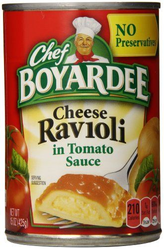 Robot Check Chef Boyardee Grocery Foods Spaghetti And Meatballs