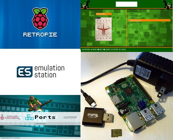 How To Set Up RetroPie 3 5 on Raspberry Pi 2 – Part 1