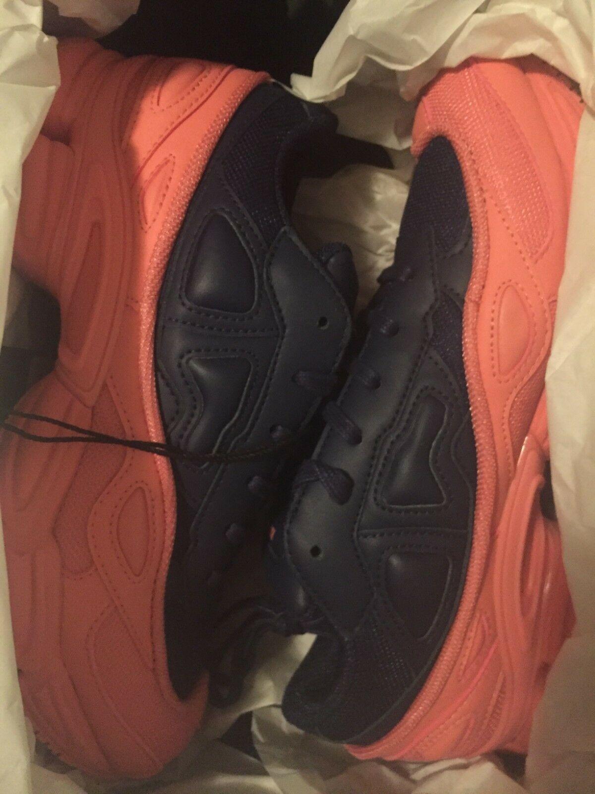 adidas raf simons ozweego pink size 5.5