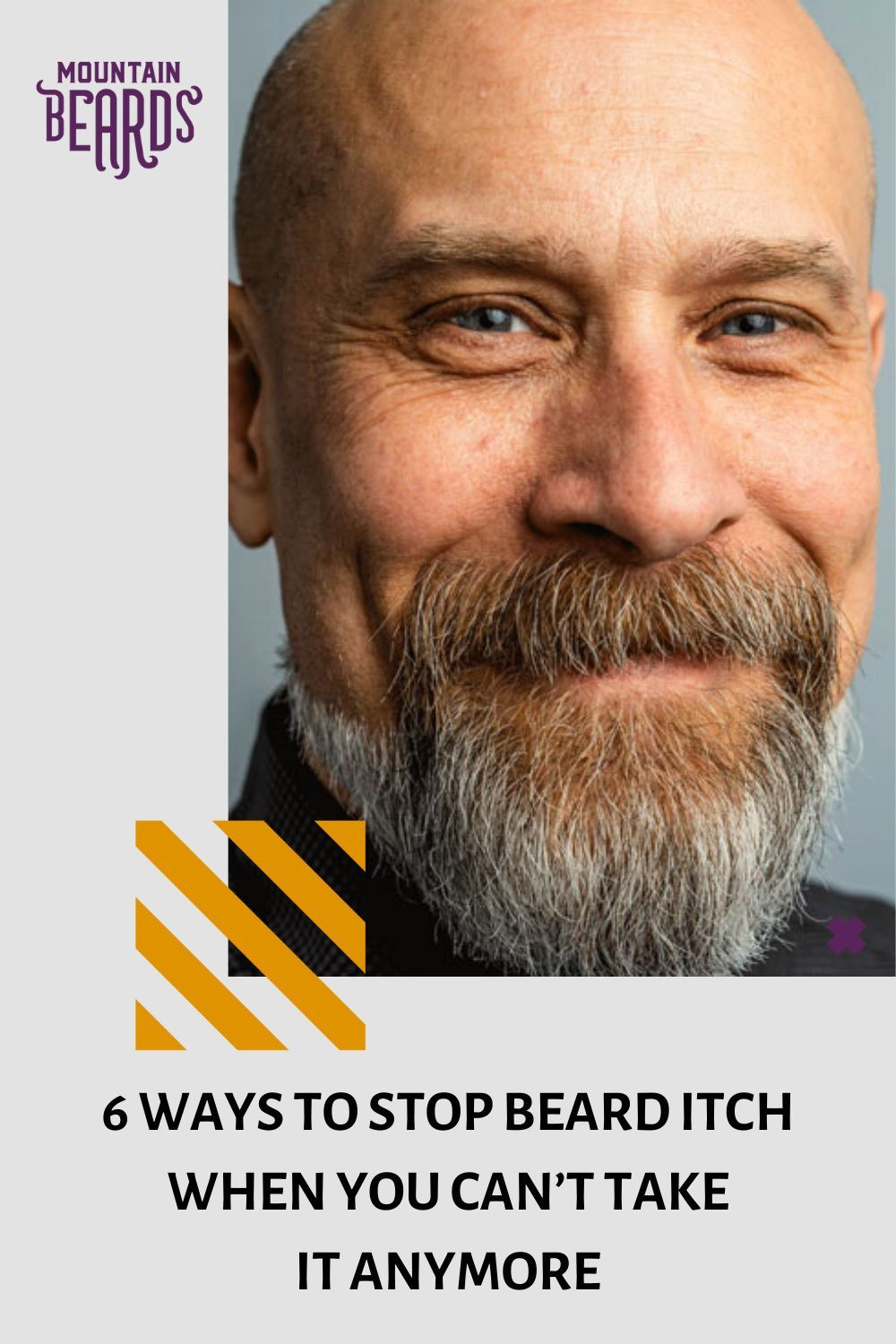6 Ways To Stop Beard Itch When You Can T Take It Anymore Beard Itch Beard Itch Relief Grow Beard