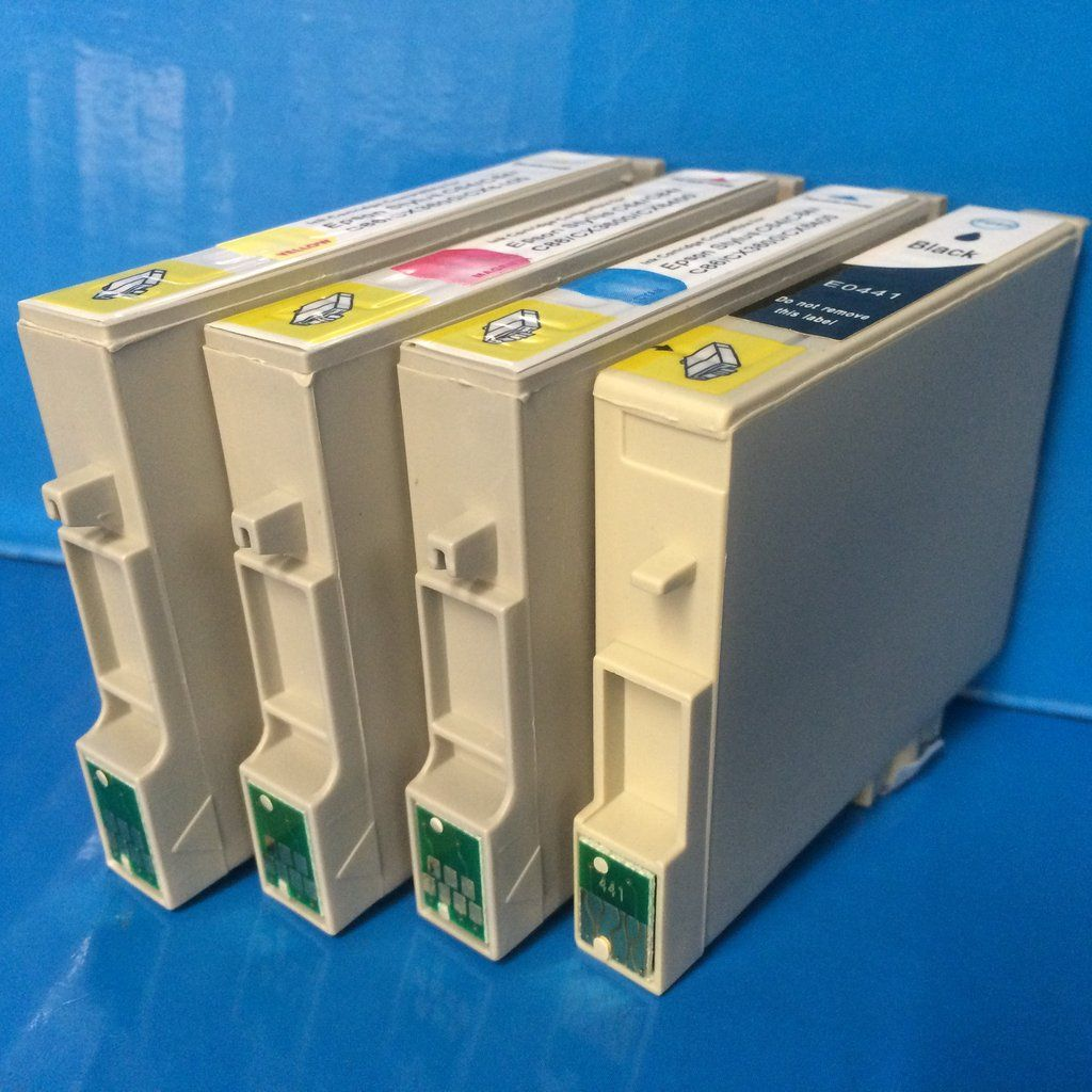 ink cartridges for epson stylus  cx etc non oem also latest printer cartridge compatibility chart brother canon hp rh pinterest