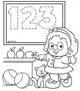 Libro De Ejercicios Matemáticos Para Primer Grado De Primaria