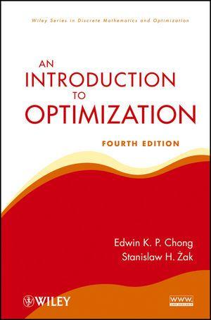 introduction optimization chong solution manual