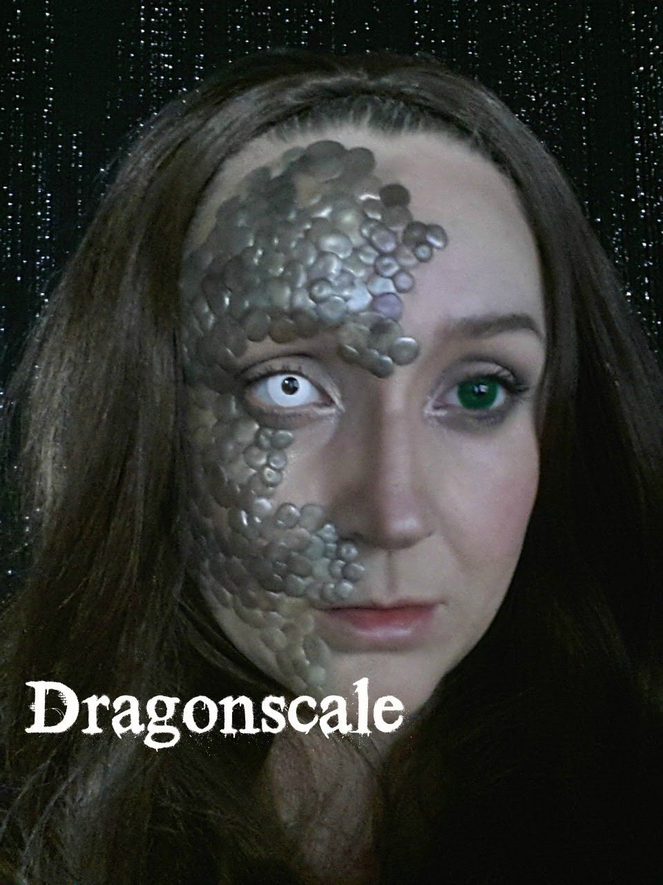 Dragonscale makeup tutorial game of thrones got pinterest dragonscale makeup tutorial game of thrones baditri Images