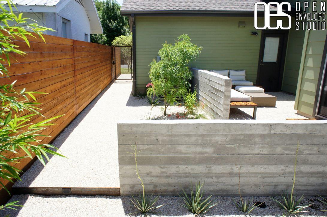 Open Envelope Studio | Board form concrete walls, custom