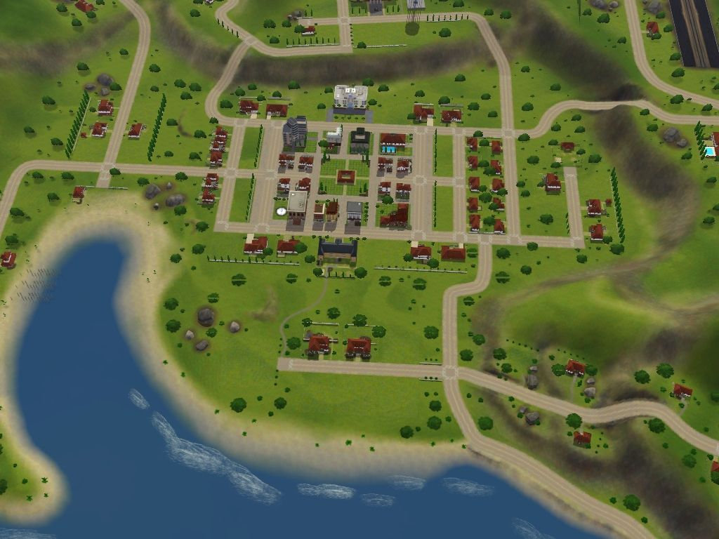 Elba Village Custom Worlds My Sim Realty Elba My Sims Sims