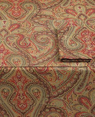 Ralph Lauren Bedding Paisley Red Google Search Lauren